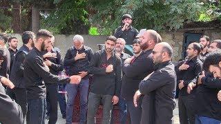 Haci Zahir Mirzevi / AŞURA (səhər ) Tam meclis 2018