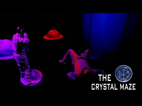 Crystal Maze Contestant Gets Stuck on Planet