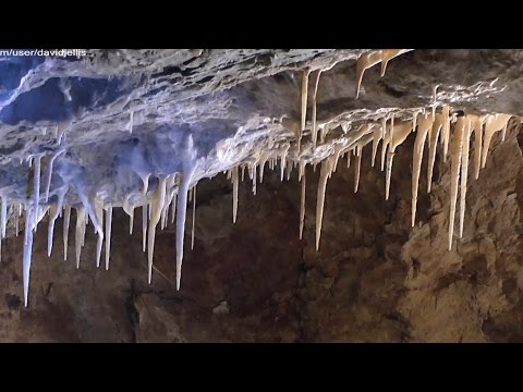 Cave Tour - Glenwood Caverns (HD)