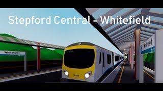 ROBLOX | SCR | Stepford Central - Whitefield (timelapse)