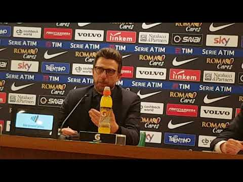 """Conferenza Di Francesco post Torino: """"Ci siamo ripresi il nostro campo con convinzione"""""""