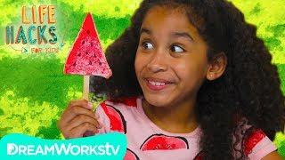 Watermelon Hacks | LIFE HACKS FOR KIDS