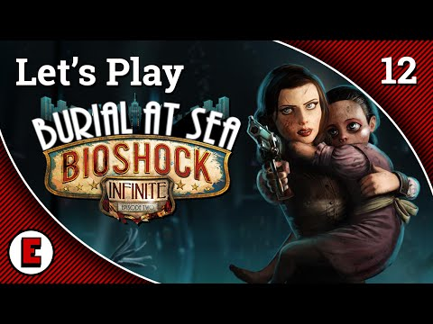 Burial at Sea 2 DLC - Ep12 - Handyman Operating Wing [Let's Play Bioshock Infinite] |