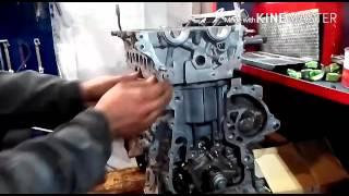 Двигатель 1zz fe продолжение ремонта 2часть