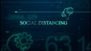 Social Distancing Pencegahan Virus Corona