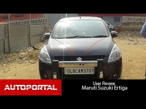 Maruti Suzuki Ertiga User Review - 'great performance' - Auto Portal