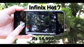 Infinix hot 7 Unboxing & Quick Review | Bugdet Phone with Huge Battery| PKR 14,999