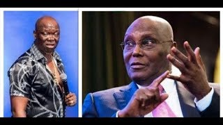 GORDONS ATTACKS ATIKU Says Man thats Powerful Yet Looking 4 Power suffers ATIKUMANIA