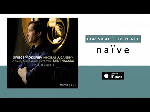 Nikolai Lugansky - Prokofiev, Grieg: Piano Concertos (Full Album) mp3