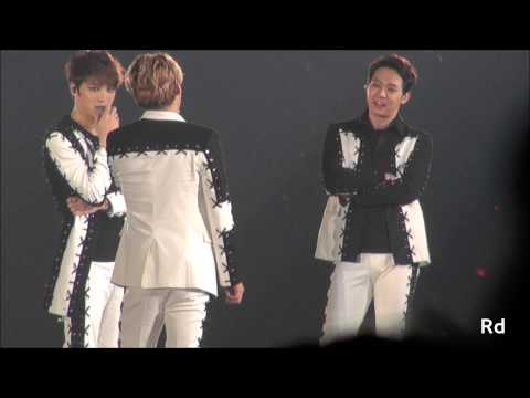 141223 JYJ Concert in Fukuoka 'Talk'
