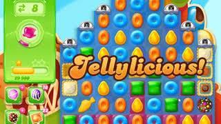 Candy Crush Jelly Saga Level 1017