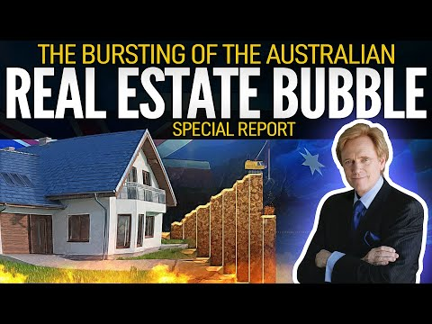 The Bursting Of The Australian Real Estate Bubble - Special Report With Mike Maloney