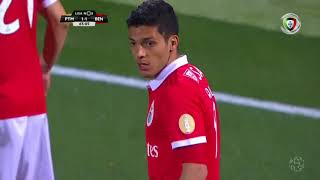 Video Gol Pertandingan Portimonense vs Benfica