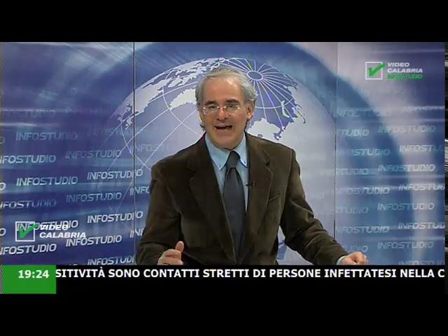 InfoStudio il telegiornale della Calabria notizie e approfondimenti - 21 Aprile 2020 ore 19.25