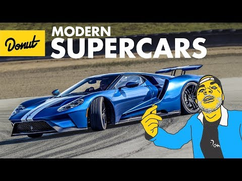 Top 10 Modern Supercars | The Bestest