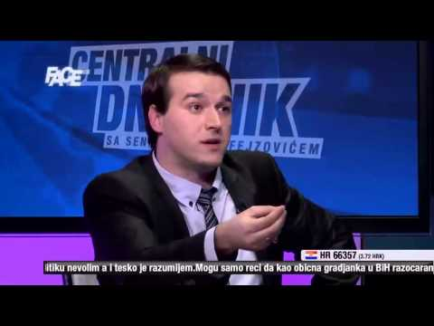 Gostovanje Admira Čavalića u Centralnom dnevnik Face TV
