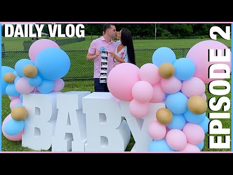 GENDER REVEAL GONE WRONG! SPEND THE DAY WITH ME
