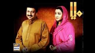 Maya OST Full Title Song by Fariha Pervez - ARY Digital Drama