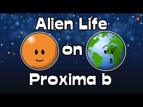 Alien Life on Proxima b: A Second Earth ? | Alien Analysis