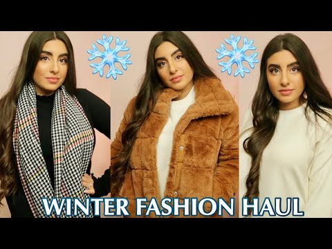 WINTER FASHION HAUL | Nordstrom | Abercrombie | Aerie | Gap | Express | GINA MARIE