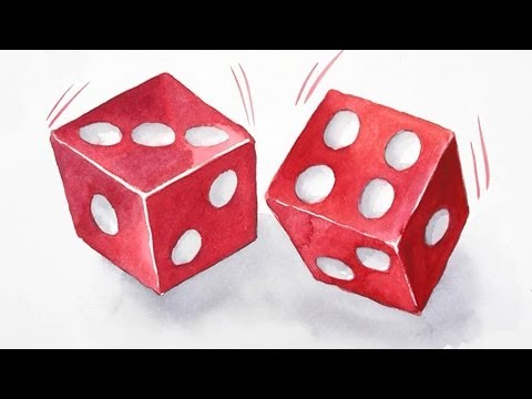how to make dice easy