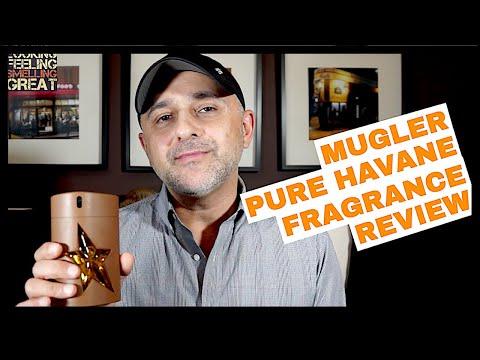 Mugler Pure Havane Review + Full Bottle USA Giveaway 🚬🍯