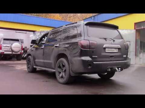 Toyota Seqoia - Чип-Тюнинг, Катализаторы, Евро-2