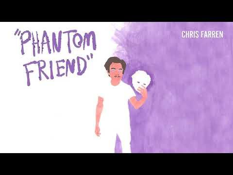 "Chris Farren - New Song ""Phantom Friend"""