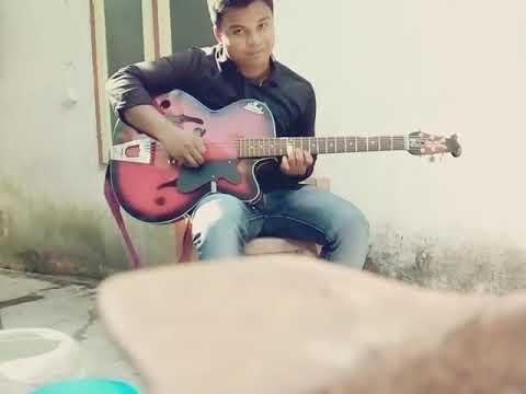 Son of satyamurthi # seethakalam suryudilaga guitar lesson