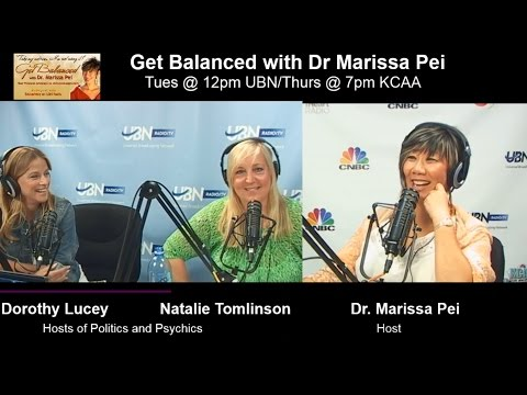 Psychic Natalie and Dorothy Lucey join Dr. Marissa to predict the future and politics