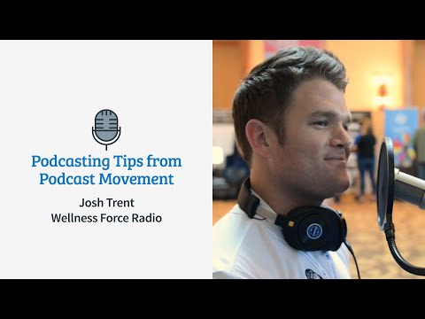 Collect Sales Leads from Your Podcast | Josh Trent
