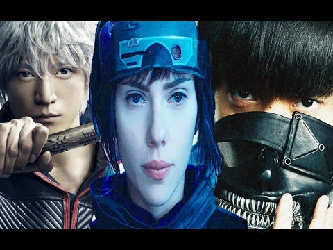 Top 10 Upcoming Live Action Of 2017 (Based on Manga/Anime)