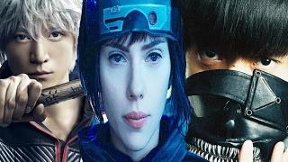 Top 10 Upcoming Live Action Of 2017 (Based on Manga/Anime)