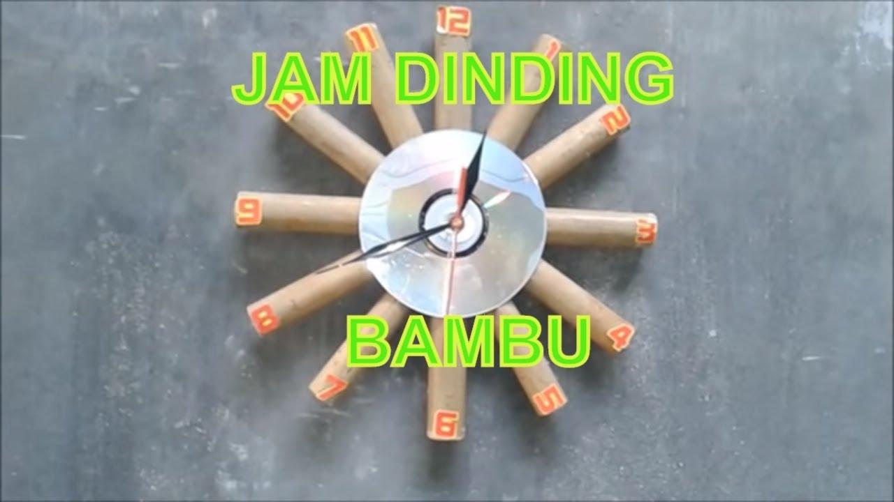 Hasil gambar untuk kerajinan tangan dari bambu