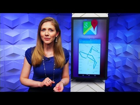 CNET Update - Google Maps Timeline shows everywhere you've b