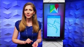 CNET Update - Google Maps Timeline shows everywhere you've been Free HD Video