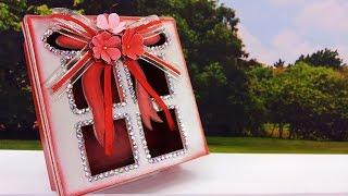 Lili Negrão – Caixa de Presente Natalino