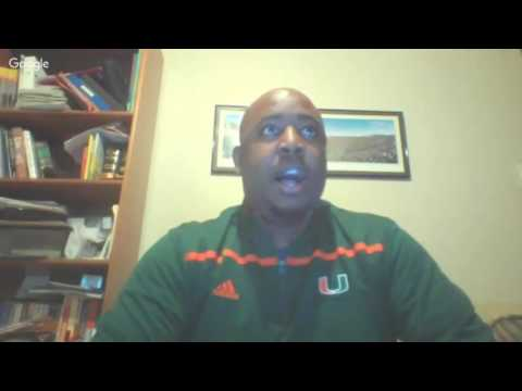 Miami Hurricanes Recruiting Hopefuls / Anthony McFarland, Javonte Smith, Jeff Thomas, Hunter Eckols