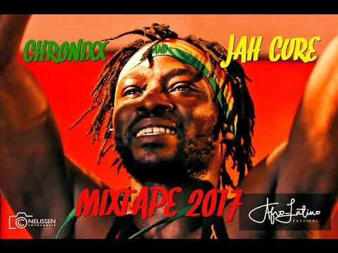 Chronixx & Jah Cure Mixtape By DJLass Angel Vibes (Septembre 2017)