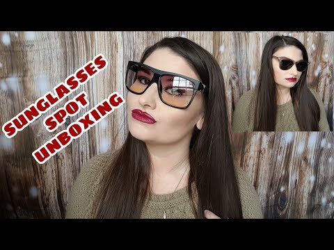 6a2fb3dd4c SUNGLASSES SPOT UNBOXING + GIVEAWAY INFO ♡ VALERIE DISON