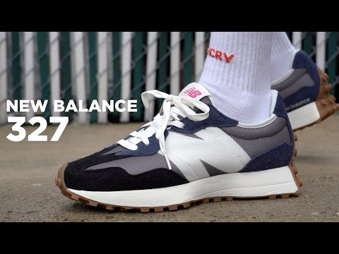 Best Shoe for $90?! New Balance 327 Review & On Feet