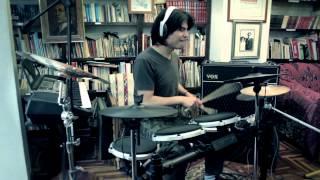"Behringer XD80USB""testing""/Karnivool - likelife(drum cover) by Leo Sánchez"