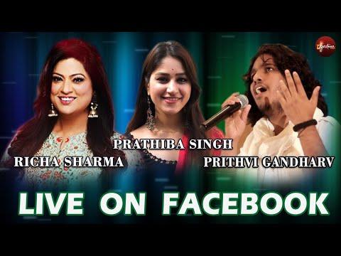 RICHA SHARMA LIVE with Pratibha Singh | Prithvi Gandharv , Weekend Masti , Suristaan Music