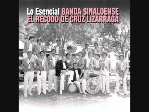 Banda Sinaloense el Recodo de Don Cruz Lizárraga-el novillo despuntado