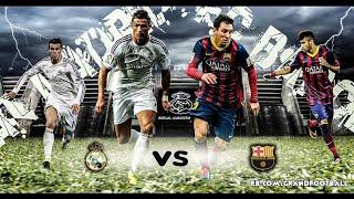 פאן ספורט: ברצלונה מפרקת את ריאל מדריד 4:0 איכות HD
