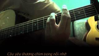 Phố Xa - Toàn Đoàn Guitar Cover