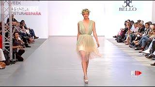 ANA BELLO Highlights Spring Summer 2018 Madrid Bridal Week   Fashion Channel