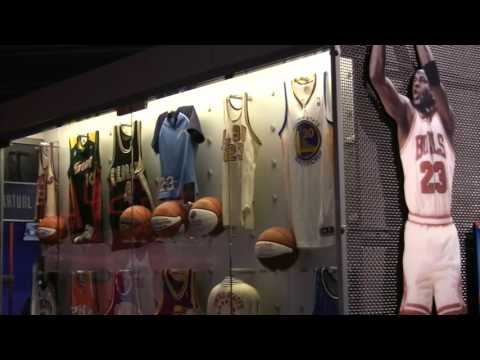 "Pulse Academy visits the NBA ""Hall of Fame"" Museum"