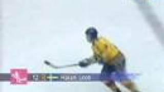 Straffläggningen från OS-finalen i hockey 1994 del 1