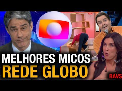 MELHORES MICOS DA REDE GLOBO